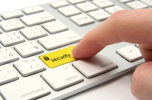 Sicherer Rechner am Arbeitsplatz
