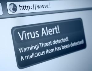 Auch Viren können Datenverlust hervorrufen