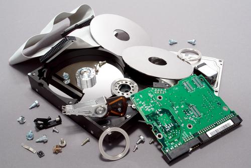 Datenverlust stellt eine große Gefahr dar
